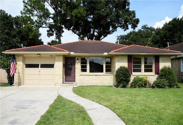 629 Melody Drive, Metairie, LA 70002 (MLS #2213382) :: Top Agent Realty