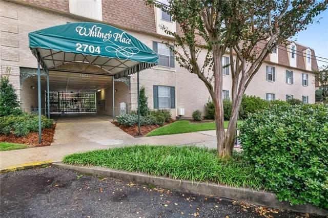 2704 Whitney Place #916, Metairie, LA 70002 (MLS #2219042) :: Watermark Realty LLC