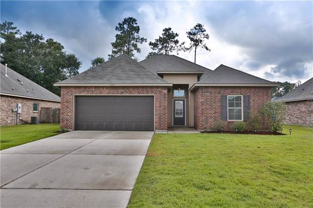 905 Weston Drive, Slidell, LA 70458 (MLS #2219261) :: Inhab Real Estate