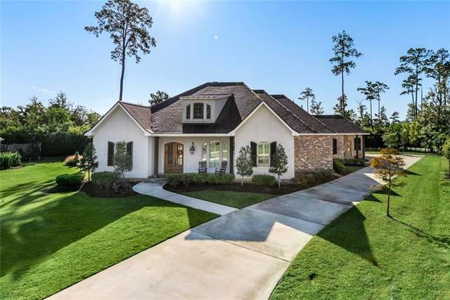 77 Juniper Court, Mandeville, LA 70471 (MLS #2221522) :: ZMD Realty