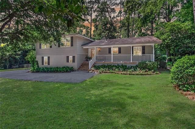 34 Greenbriar Drive, Covington, LA 70433 (MLS #2222322) :: Turner Real Estate Group