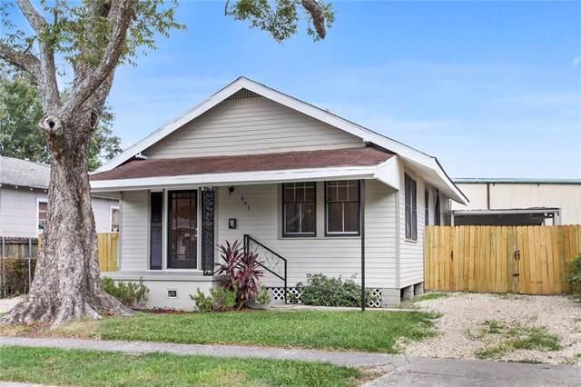 531 Jefferson Street, Jefferson, LA 70121 (MLS #2222337) :: Crescent City Living LLC
