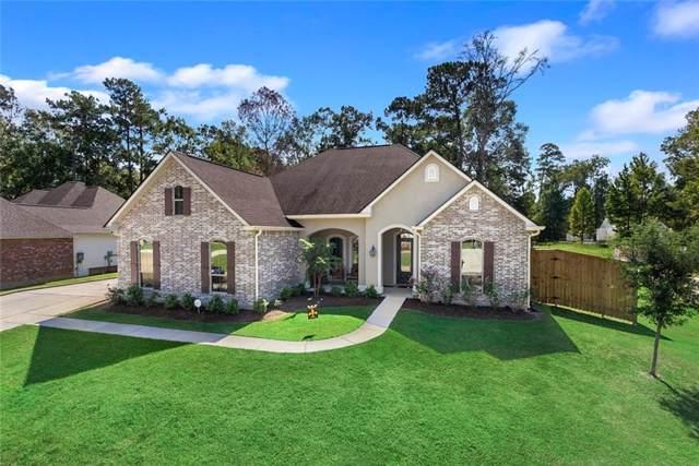 128 Madison Ridge Boulevard, Madisonville, LA 70447 (MLS #2222759) :: Turner Real Estate Group
