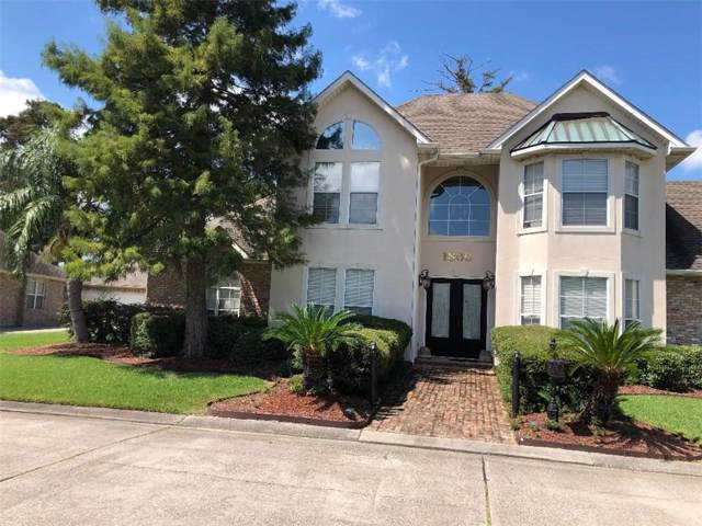 1800 Wedgwood Drive, Harvey, LA 70058 (MLS #2222908) :: Amanda Miller Realty