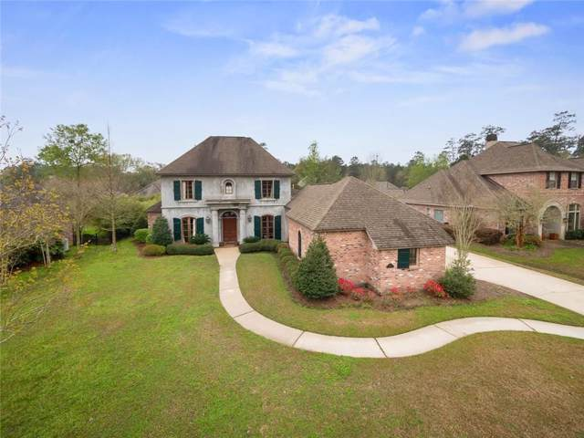456 Pencarrow Circle, Madisonville, LA 70447 (MLS #2223540) :: Turner Real Estate Group
