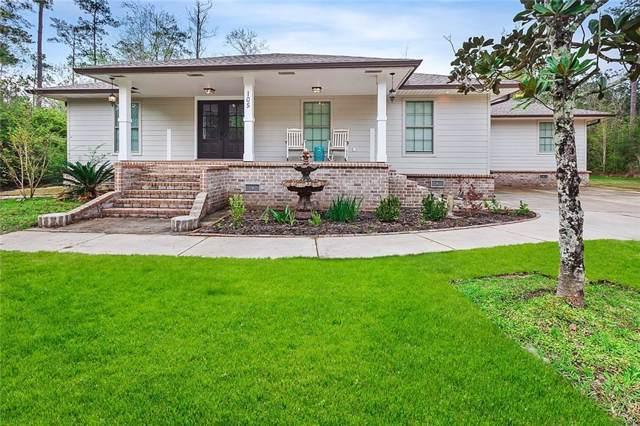 105 Fischer Drive, Pearl River, LA 70452 (MLS #2223759) :: Amanda Miller Realty