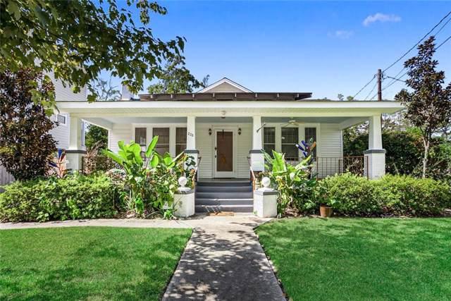 228 Lafitte Street, Mandeville, LA 70448 (MLS #2224151) :: Watermark Realty LLC