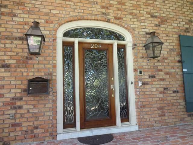 204 Timberlane Road, Gretna, LA 70056 (MLS #2225388) :: Amanda Miller Realty