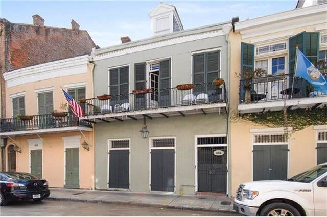 528 Governor Nicholls Street #1, New Orleans, LA 70116 (MLS #2226824) :: Inhab Real Estate