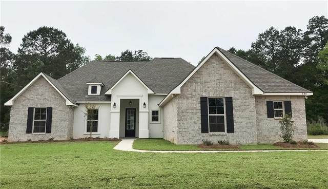 836 Lee Drive, Ponchatoula, LA 70454 (MLS #2227687) :: The Sibley Group