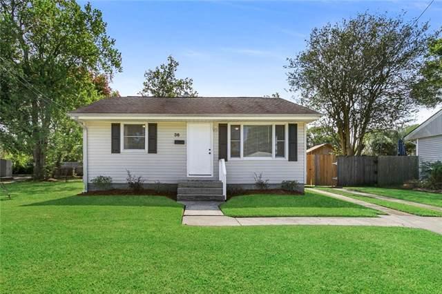 36 Vivian Court, New Orleans, LA 70131 (MLS #2228420) :: Turner Real Estate Group