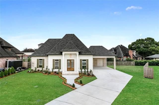 151 Chapel Hill Road, Belle Chasse, LA 70037 (MLS #2228752) :: Crescent City Living LLC