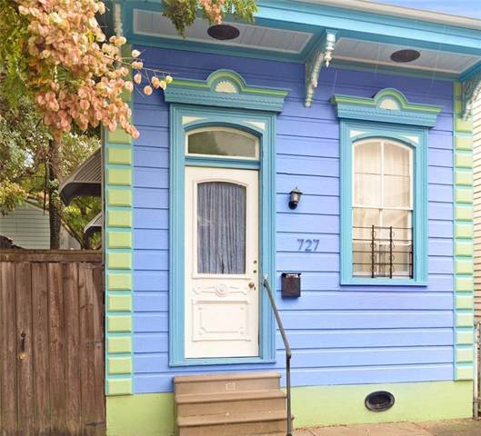 727 France Street, New Orleans, LA 70117 (MLS #2228753) :: Inhab Real Estate