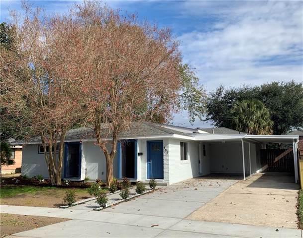 605 Beverly Garden Drive, Metairie, LA 70002 (MLS #2229400) :: Parkway Realty