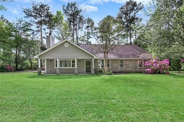 19415 Grantham Road, Livingston, LA 70754 (MLS #2231162) :: Turner Real Estate Group