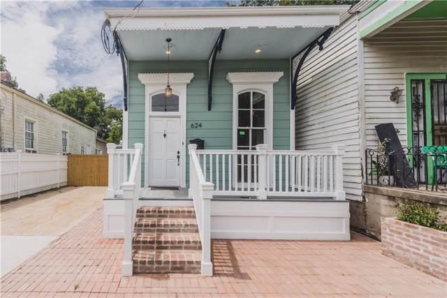 624 Fourth Street, New Orleans, LA 70130 (MLS #2232002) :: Inhab Real Estate