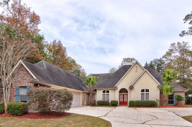 1221 Bluff Drive, Slidell, LA 70461 (MLS #2232114) :: Turner Real Estate Group