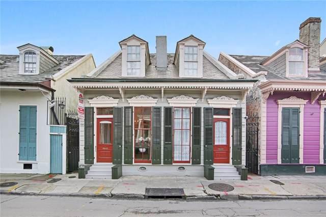 816 Ursulines Street #816, New Orleans, LA 70116 (MLS #2236613) :: Inhab Real Estate