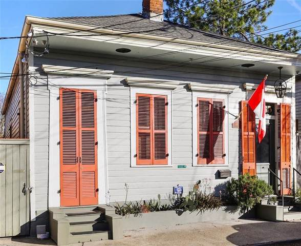 2465 Burgundy Street, New Orleans, LA 70117 (MLS #2236741) :: Inhab Real Estate