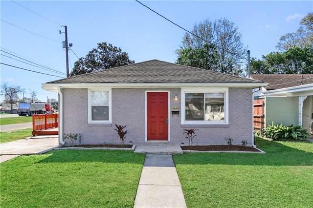 3202 42ND Street, Metairie, LA 70001 (MLS #2237938) :: Top Agent Realty