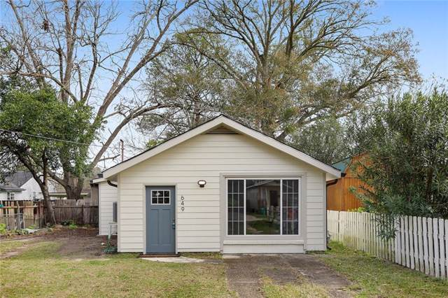 649 Terrace Street, Jefferson, LA 70121 (MLS #2238088) :: Watermark Realty LLC