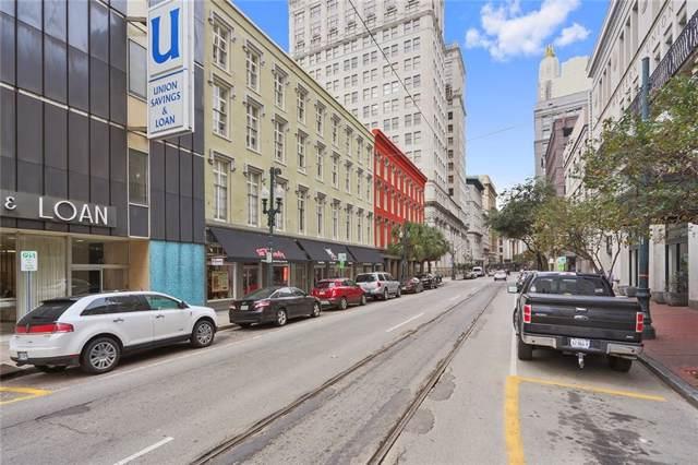 339 Carondelet Street 4B, New Orleans, LA 70130 (MLS #2239173) :: Top Agent Realty