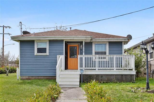 2776 Dreux Avenue, New Orleans, LA 70122 (MLS #2240097) :: Parkway Realty