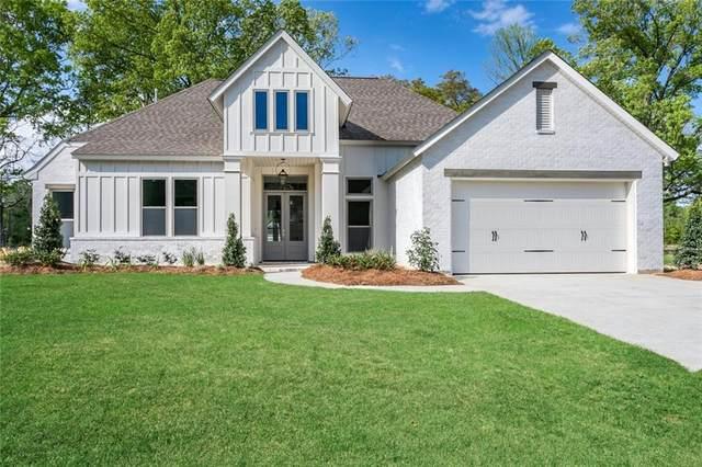 Lot 32 Oak Bend Lane, Madisonville, LA 70447 (MLS #2240798) :: Top Agent Realty