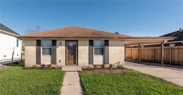 3409 Lyndell Drive, Chalmette, LA 70043 (MLS #2241796) :: Parkway Realty