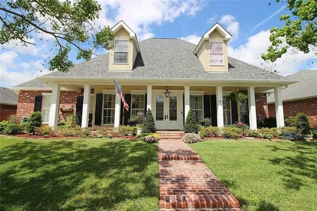414 Dr Gorman Drive, Belle Chasse, LA 70037 (MLS #2243015) :: Turner Real Estate Group