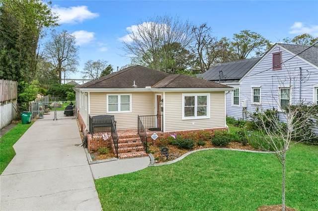 612 Jefferson Heights Avenue, Jefferson, LA 70121 (MLS #2244609) :: Crescent City Living LLC