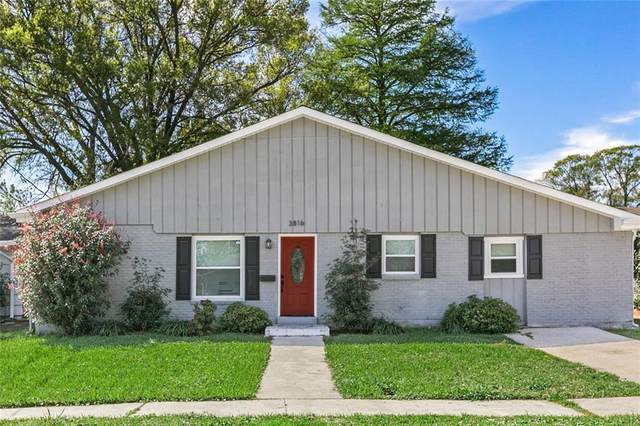 3816 Haring Road, Metairie, LA 70006 (MLS #2244978) :: Top Agent Realty