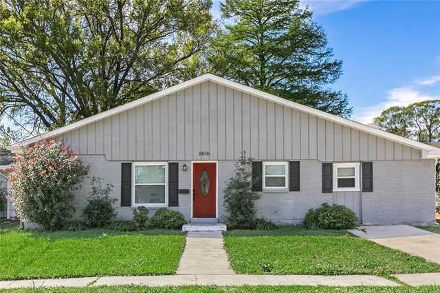 3816 Haring Road, Metairie, LA 70006 (MLS #2244978) :: Crescent City Living LLC