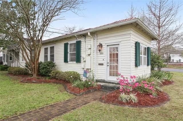 500 Jefferson Avenue, Metairie, LA 70001 (MLS #2245063) :: Crescent City Living LLC