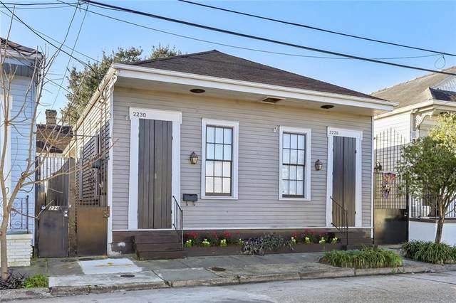 2230 N Rampart Street, New Orleans, LA 70117 (MLS #2245549) :: Inhab Real Estate