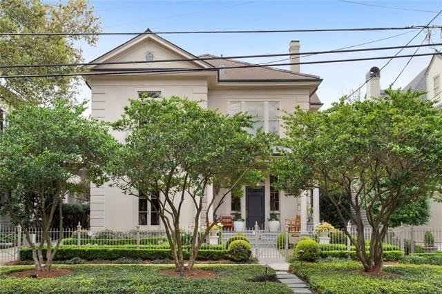 1214 Nashville Avenue, New Orleans, LA 70115 (MLS #2246041) :: Inhab Real Estate