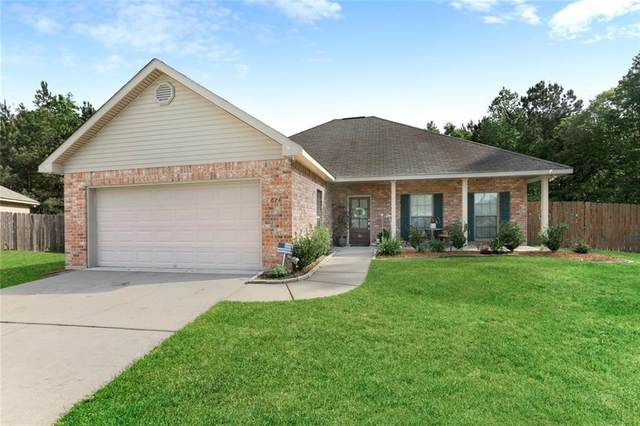 624 Leighton Court, Pearl River, LA 70452 (MLS #2247336) :: Crescent City Living LLC