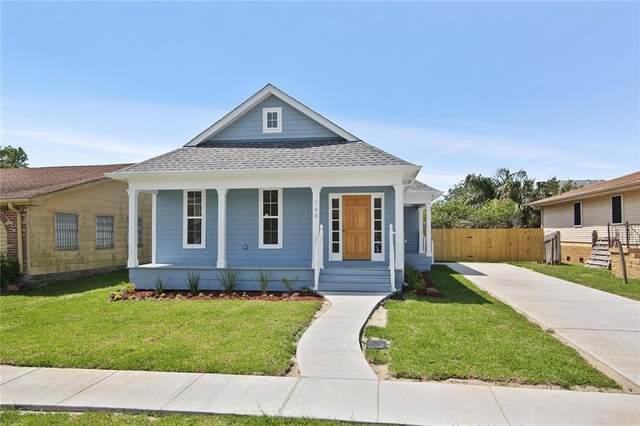 744 Bellemeade Boulevard, Gretna, LA 70056 (MLS #2247507) :: Top Agent Realty