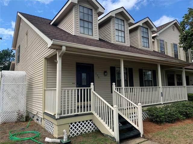 250 Mako Nako Drive, Mandeville, LA 70471 (MLS #2248261) :: Turner Real Estate Group