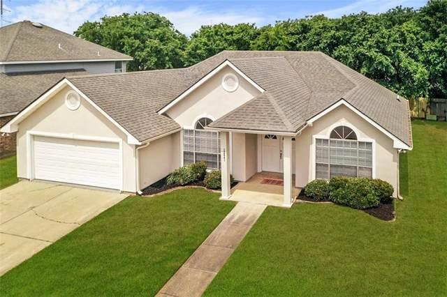12441 N Lake Carmel Drive, New Orleans, LA 70128 (MLS #2248384) :: Crescent City Living LLC