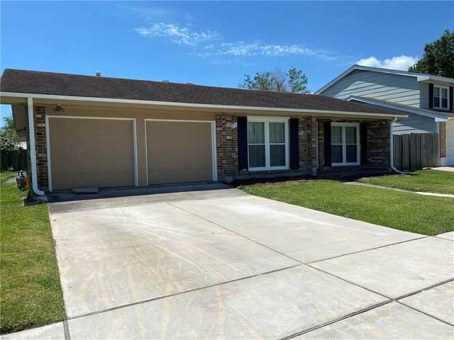820 Ginette Street, Gretna, LA 70056 (MLS #2248860) :: Turner Real Estate Group
