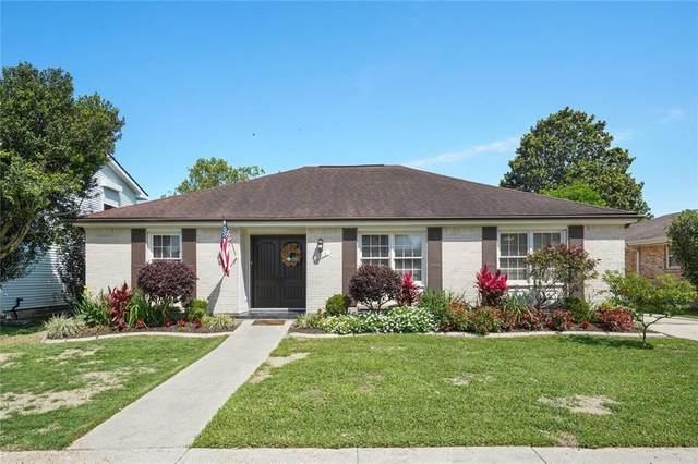 2713 Ingrid Lane, Metairie, LA 70003 (MLS #2248983) :: Crescent City Living LLC