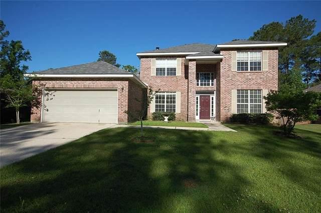 891 Comanche Drive, Abita Springs, LA 70420 (MLS #2249204) :: Watermark Realty LLC