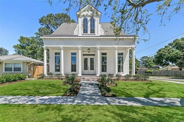 1801 Ridgelake Drive, Metairie, LA 70001 (MLS #2249622) :: Watermark Realty LLC