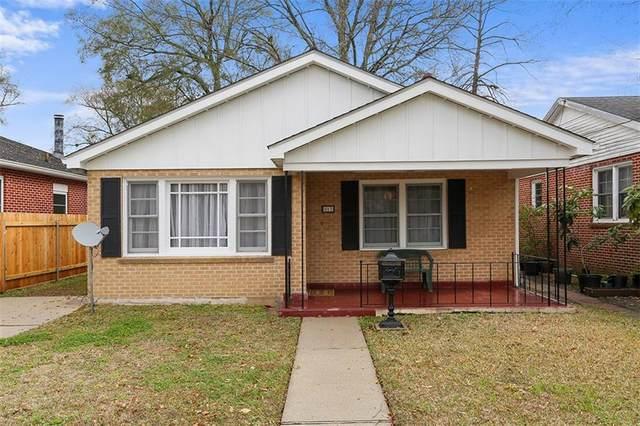 813 Jefferson Heights Avenue, Jefferson, LA 70121 (MLS #2250308) :: Crescent City Living LLC