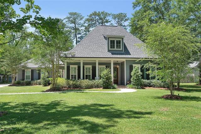 1 Single Pine Lane, Madisonville, LA 70447 (MLS #2250429) :: Top Agent Realty