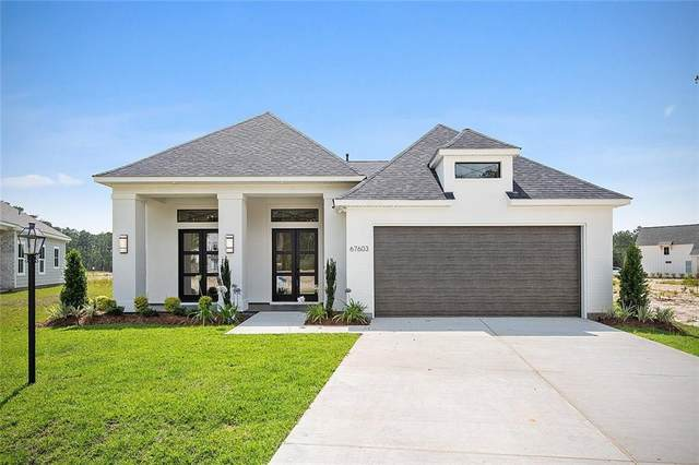 67603 Antioch Drive, Mandeville, LA 70471 (MLS #2250830) :: Top Agent Realty