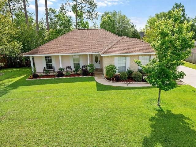 309 Greencrest Drive, Covington, LA 70433 (MLS #2253267) :: Turner Real Estate Group