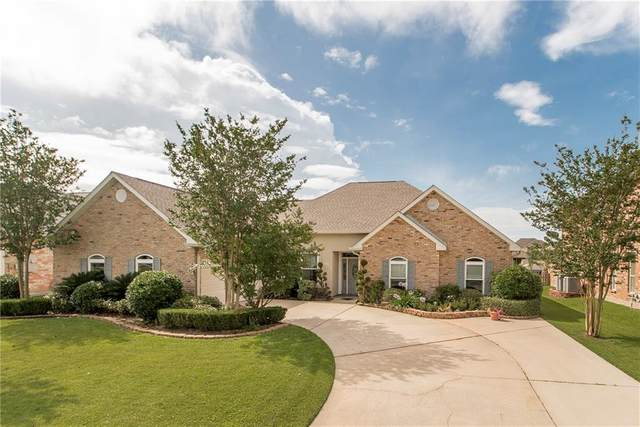 1209 Clipper Drive, Slidell, LA 70458 (MLS #2253548) :: The Sibley Group