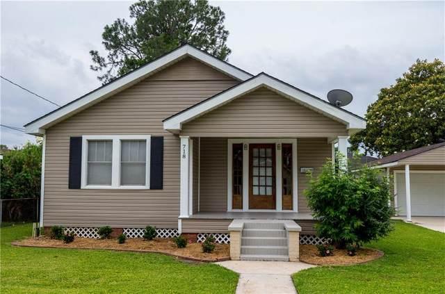718 2ND Street, Norco, LA 70079 (MLS #2253701) :: Turner Real Estate Group